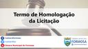 Termo de Homologação - Carta Convite n.º 002/18